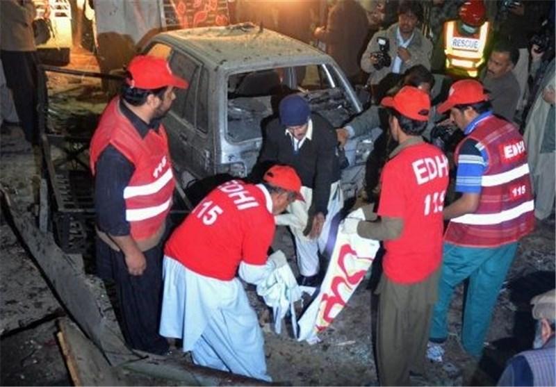 Pakistan Deadly Bomb Targets Peshawar Polio Campaign