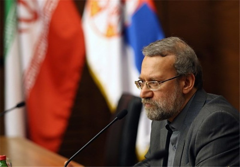 Iran Parliament Speaker Attends IPU Conference