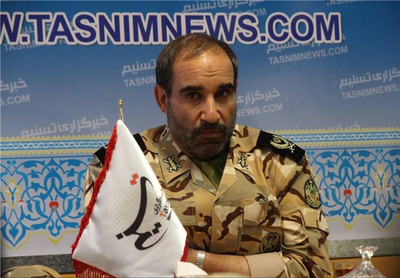 امیر جهانشاهی: هرگونه اقدام نامعقول در مرزها با برخورد جدی ارتش مواجه میشود