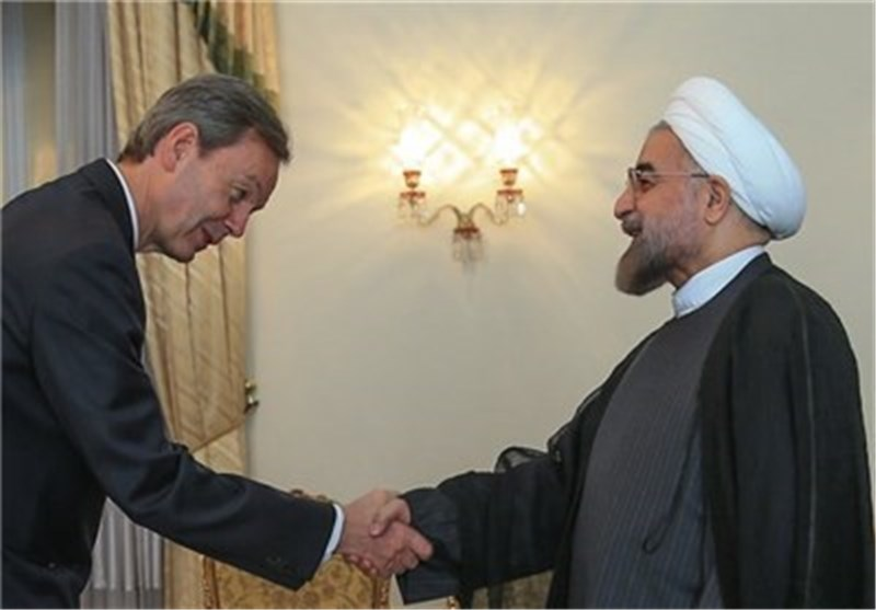 Rouhani Hopes for Germany's Positive Role in N. Talks