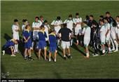 تیم ملی فوتبال جوانان ایران، تاجیکستان را شکست داد