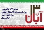 ظرفیت 13 آبان برای طرح پیام جهانی استکبارستیزی ایران اسلامی استفاده شود