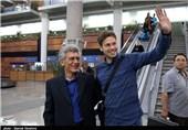 دانیال داوری و مسعود شجاعی به ایران آمدند
