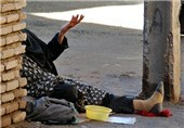 فارس| بانک اطلاعاتی برای شناسایی و ساماندهی متکدیان لارستان تشکیل شود