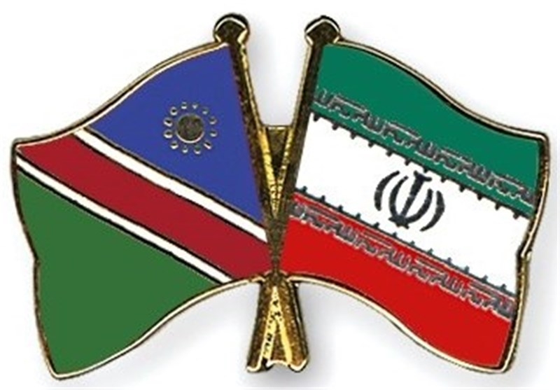 Iranian Navy Commander Meets Namibian Counterpart