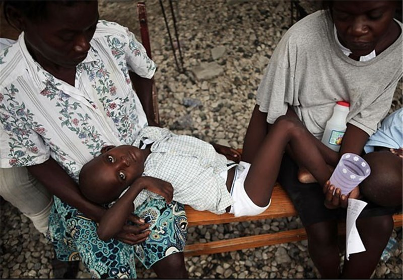 UN Warns of Surge in Haiti Cholera Deaths