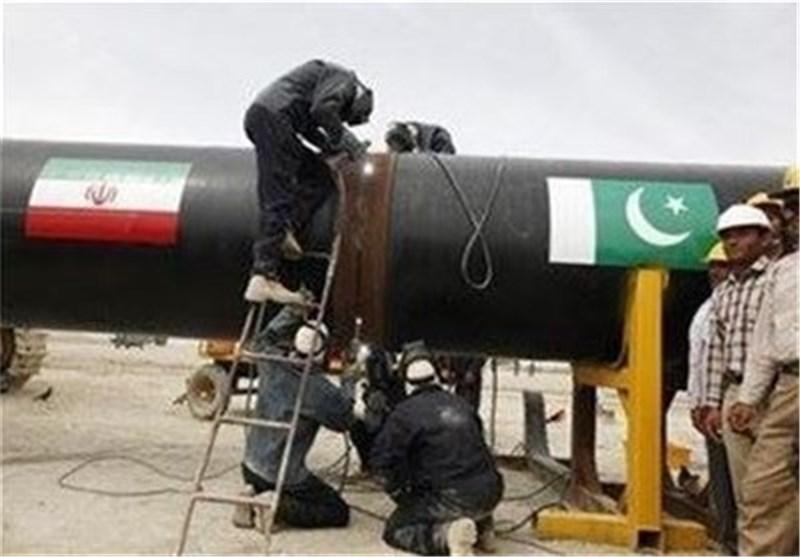 وزیر نفط باکستان: طلبنا من طهران مبلغ ملیاری دولار لإکمال خط انبوب السلام