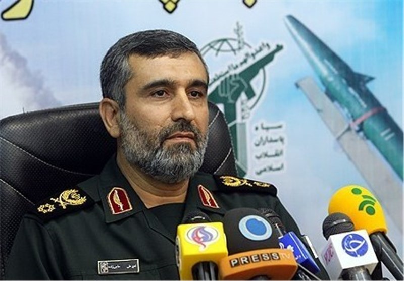 "Commander Views Iran as ""Influential"" Factor in Global Equations"