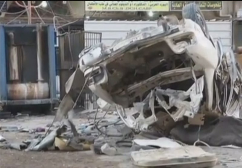 Suicide Bombing in Syria's Central City Kills Dozens