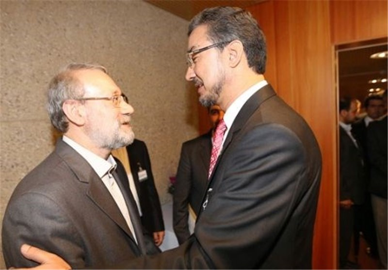 Larijani: Afghan Development Hinges on Progress towards Democracy