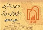 طرح آمارگیری از ویژگیهای مسکن روستایی در استان فارس اجرا میشود