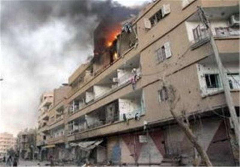 Syrian TV Targeted in Bomb Attacks in Damascus