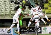 جوانان ایران مقابل اسلوونی به برتری رسیدند