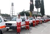 آمادگی هلال احمر فارس به امدادرسانی و اسکان مسافران گرفتار در برف