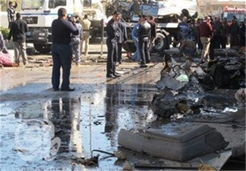 8 Iraq Suicide Bombers Kill 6 People