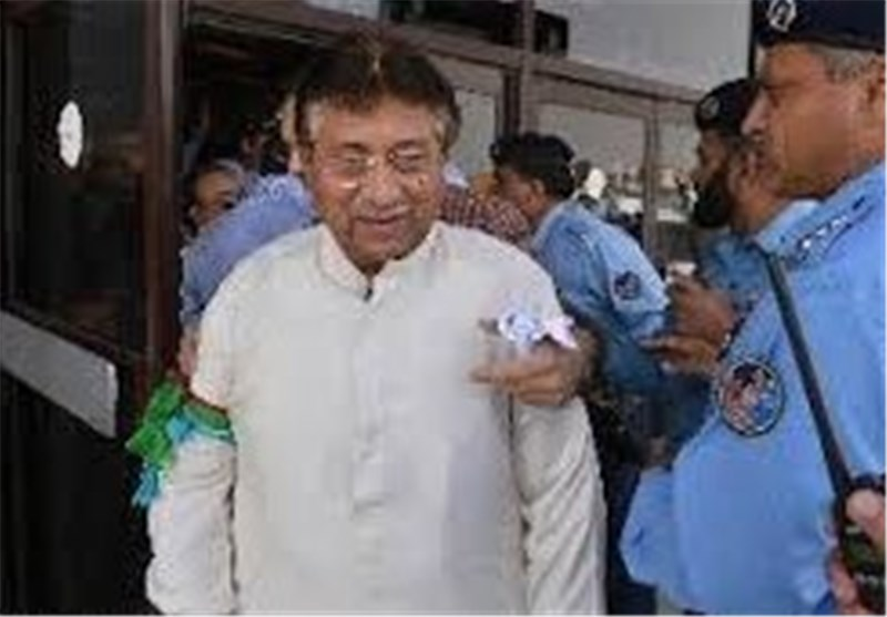 Pakistan's Musharraf Shifted to Hospital on Doctor's Advice