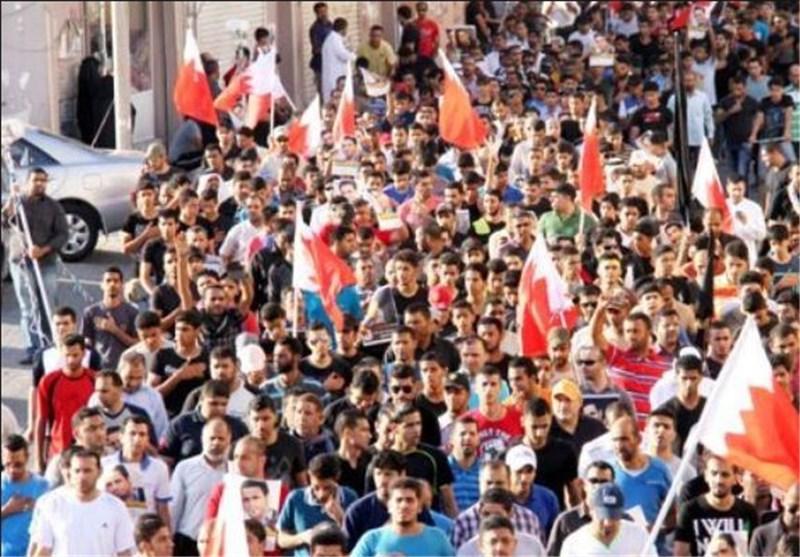 تظاهرات حاشدة فی البحرین للمطالبة باسقاط النظام الخلیفی
