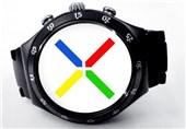 نکسوسواچ گوگل رونمایی میشود