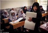 دبیرستان نابینایان دخترانه تقوا در روز جهانی عصای سفید