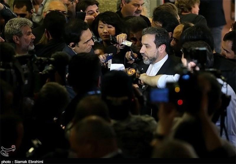 Iran's Nuclear Negotiator Stresses Reciprocal Nature of Deals