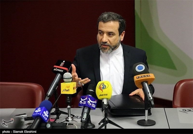 "Deputy FM Describes Iran-G5+1 Talks as ""Constructive"""