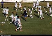 بررسی وضعیت جسمانی و تغذیه ملیپوشان فوتبال در شبکه جام جم