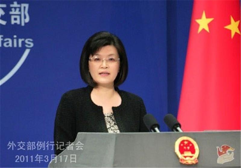المتحدثة باسم وزارة الخارجية الصينية