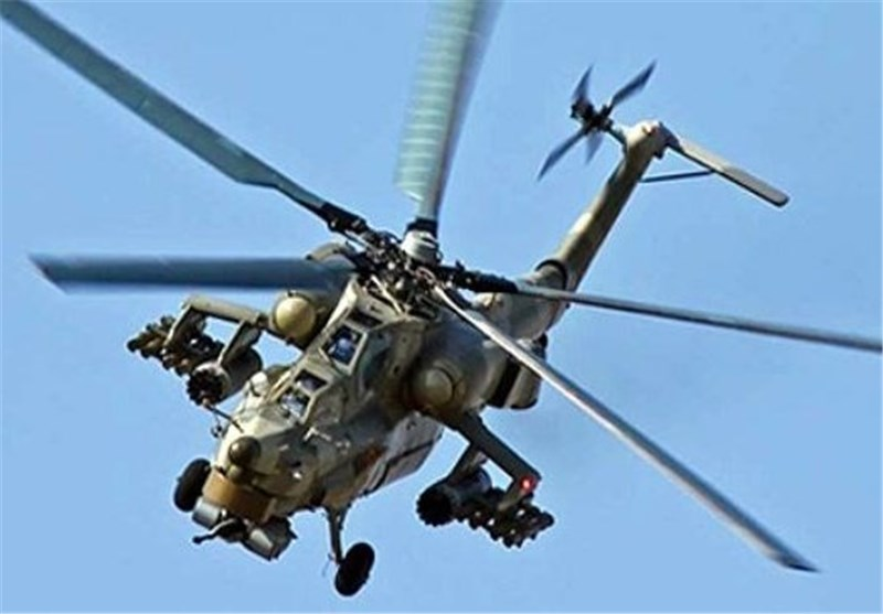 4 کشته در سقوط بالگرد نظامی آمریکا در شرق انگلیس