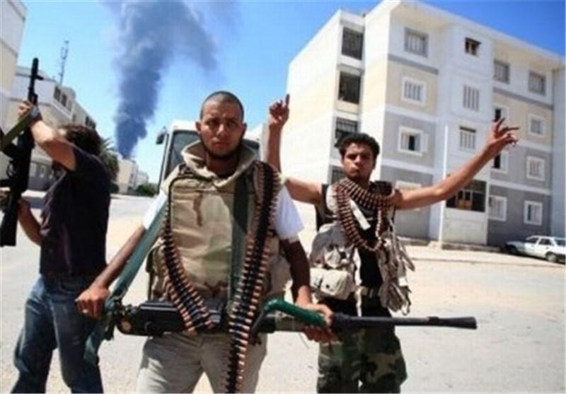 شبه نظامیان لیبیایی