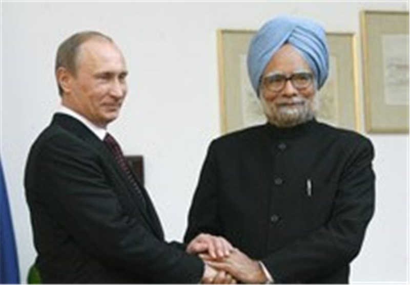 India PM Meets Putin for Nuclear, Arms Talks