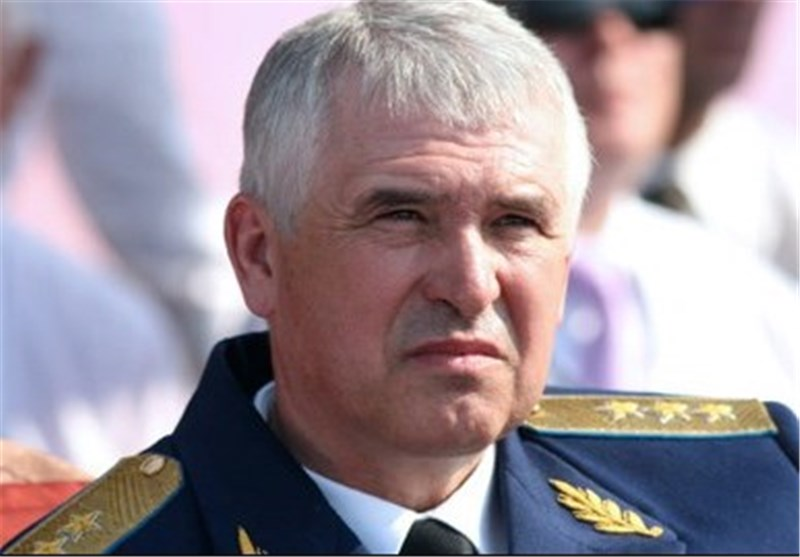 Russian Air Force Commander Due in Tehran