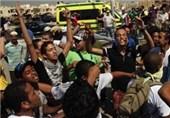 درگیری طرفداران مرسی و پلیس مصر در قاهره و اسماعیلیه