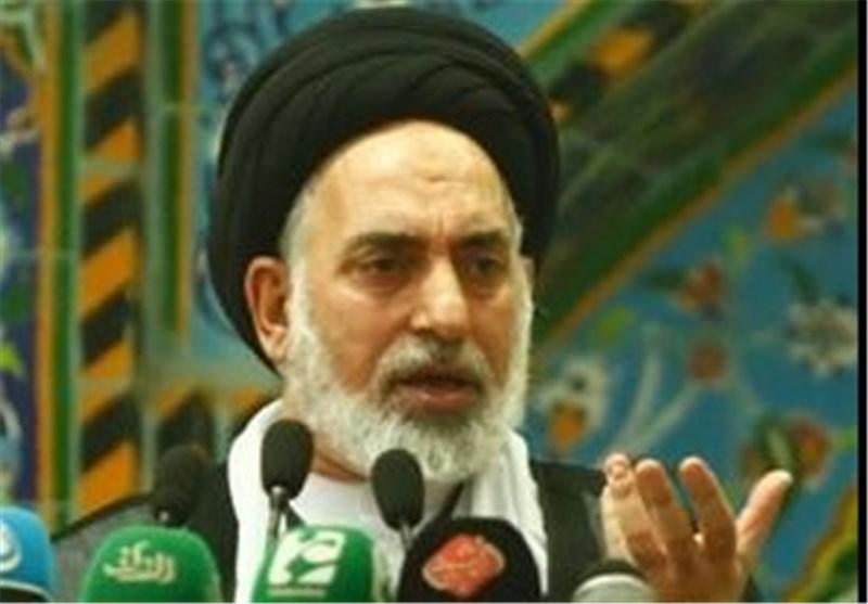 إمام جمعة النجف الاشرف: مؤتمر الدوحة احتضان لفئة خاصة تؤمن باسقاط التجربة العراقیة