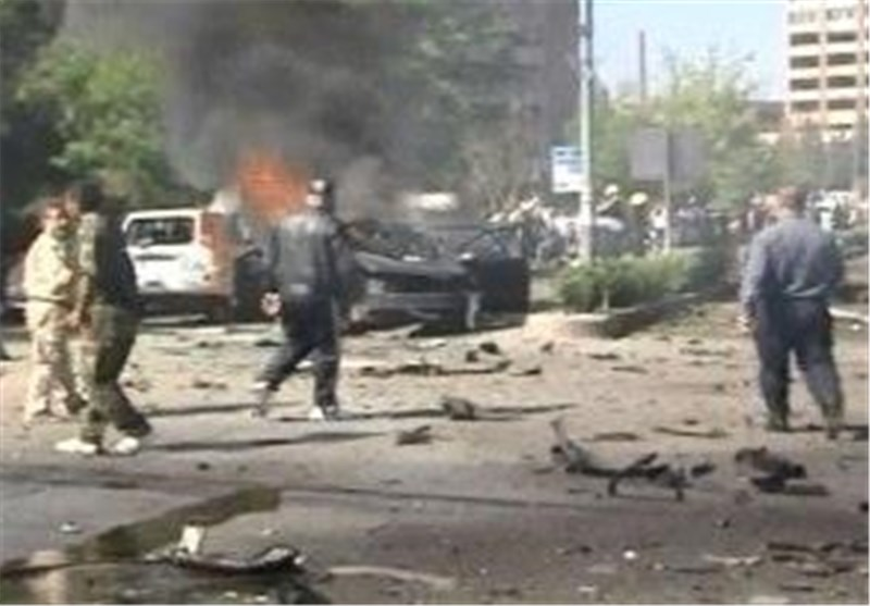Deadly Suicide Bombing Hits Central Damascus