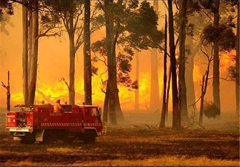 Australia Faces Worst Wildfire Threat in 40 Years