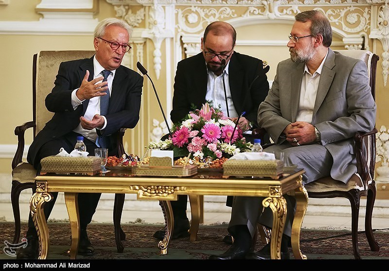 Photos: European Delegation Meets Senior Iranian Lawmakers