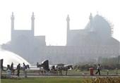 خطر آمیختگی آلودگی هوا با ویروس کرونا در کمین اصفهانیها است