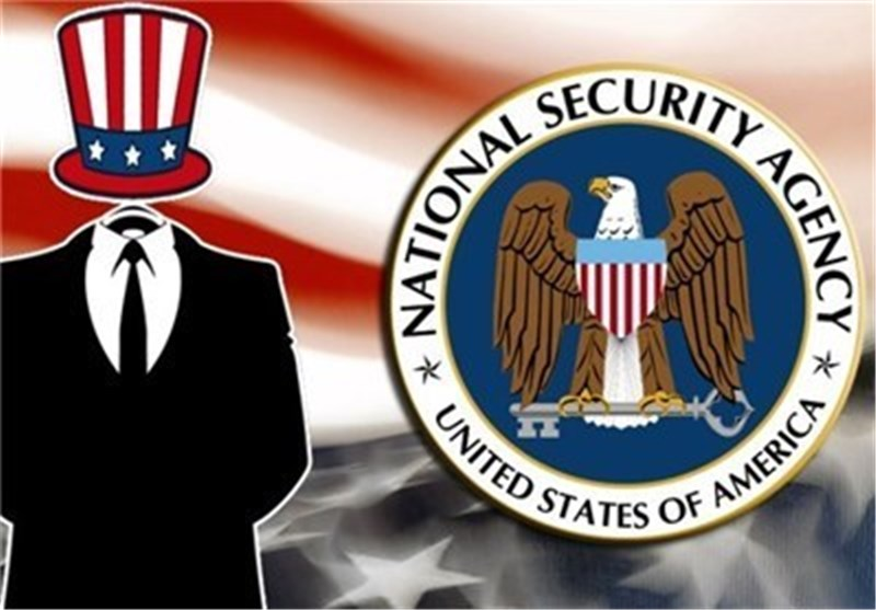 التجسس الامريكي