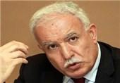 وزیر خارجه فلسطین خواستار اصلاح پیشنهادات کری در مذاکرات سازش شد