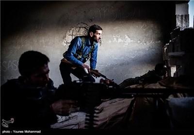 مردم راس العین در کنار مبارزه مسلحانه با گروه النصره به زندگی خود ادامه میدهند
