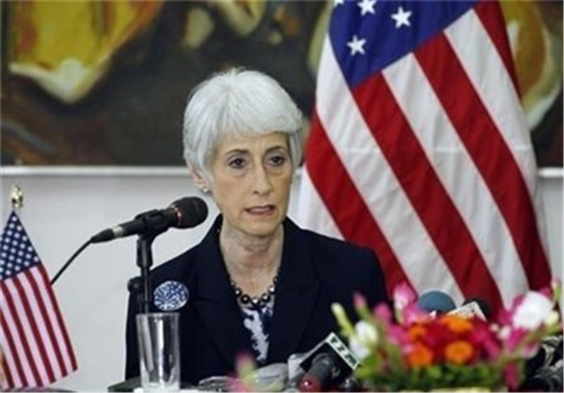 شیرمان تؤکد ان واشنطن تؤخذ مصالح «اسرائیل» بنظر الاعتبار فی مفاوضاتها مع ایران