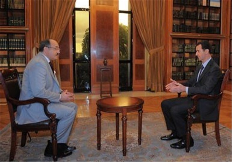Assad Sees No Date for Syria Talks, Mulls Re-election