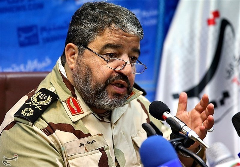 Commander Warns of Cyber Sanctions against Iran