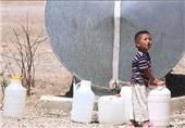 تامین آب شرب گیلانغرب از منابع ذخیره/دهستان دیره به آبرسانی سیار نیاز دارد