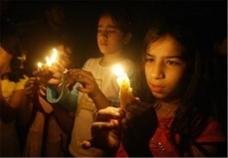 """الطاقة"""" فی غزة تحذر من توقف محطة تولید الکهرباء خلال یومین"""