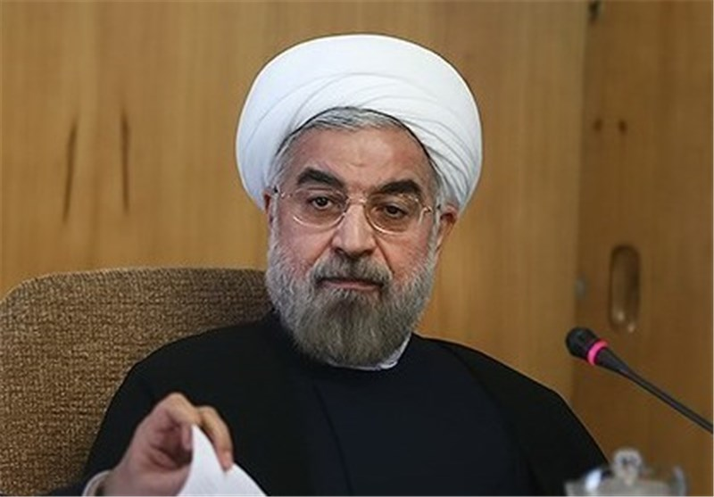 Rouhani Tells Brahimi Iran Ready to Host Syria Neighbors Conference