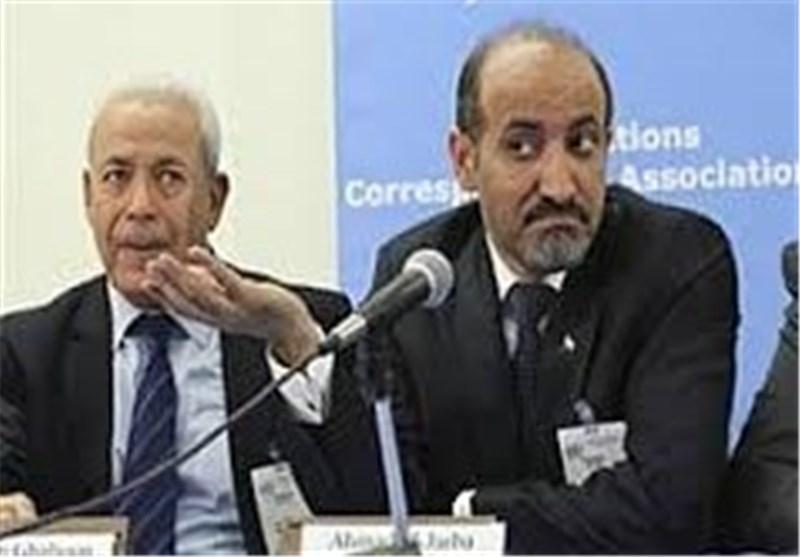 الجربا یعلن عدم مشارکة الائتلاف السوری المعارض فی مؤتمر جنیف -2