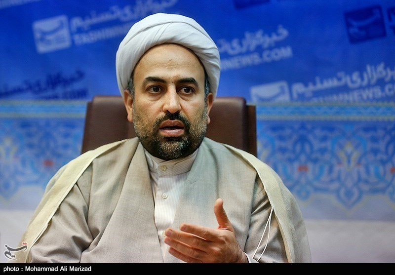 حضور حجت الاسلام زائری در تسنیم
