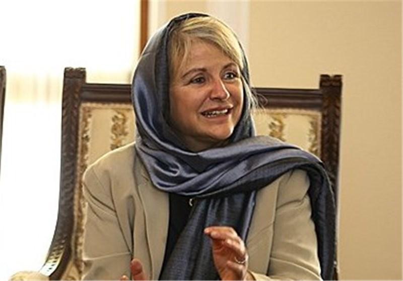 نماینده زن پارلمان فرانسه
