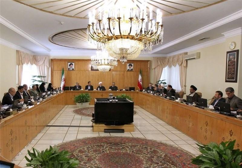 جلسه فردای هیئت دولت بدون حضور خبرنگاران برگزار میشود